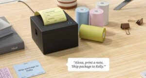 Amazon Smart Sticky Note Printer
