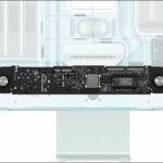 iMac 2021 interno
