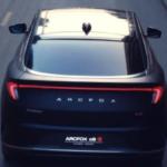 baic arcfox alpha s huawei harmonyos automobile