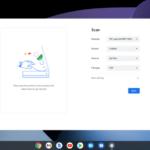 Chrome OS 90 Scan