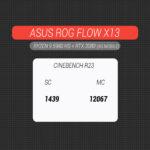 Recensione Asus ROG Flow X13: il convertibile che cambia le regole del gioco con una RTX 3080 esterna 6
