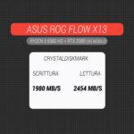 Recensione Asus ROG Flow X13: il convertibile che cambia le regole del gioco con una RTX 3080 esterna 7