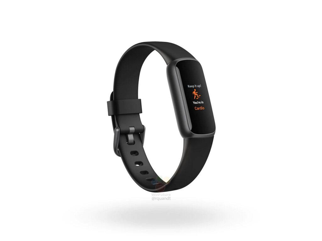 Fitbit Luxe si mostra in un leak con un design sottile e un software migliorato 1