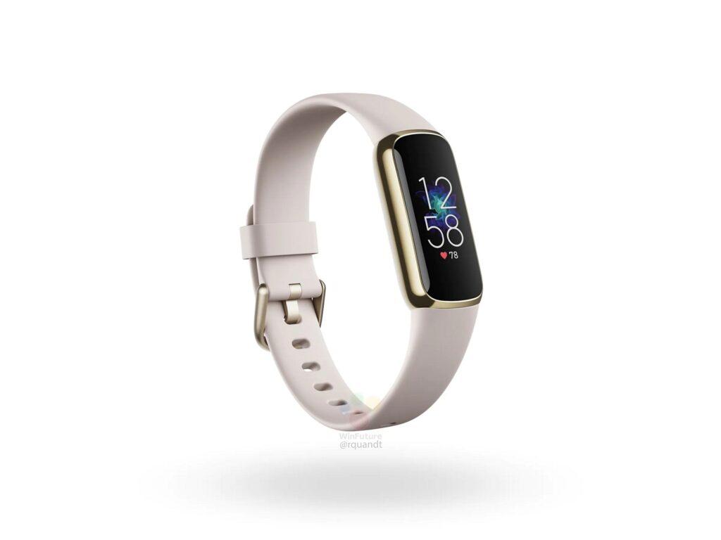 Fitbit Luxe si mostra in un leak con un design sottile e un software migliorato 2