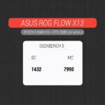 Recensione Asus ROG Flow X13: il convertibile che cambia le regole del gioco con una RTX 3080 esterna 8