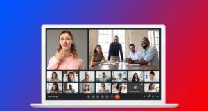 Google Meet nuova interfaccia