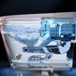 Xiaomi lancia un potente WC smart per gli impianti con bassa pressione 1
