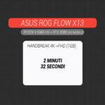 Recensione Asus ROG Flow X13: il convertibile che cambia le regole del gioco con una RTX 3080 esterna 9