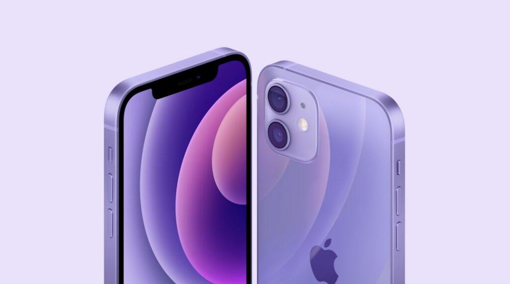 Amazon apre i pre-ordini per la variante viola di iPhone 12 e iPhone 12 mini 1