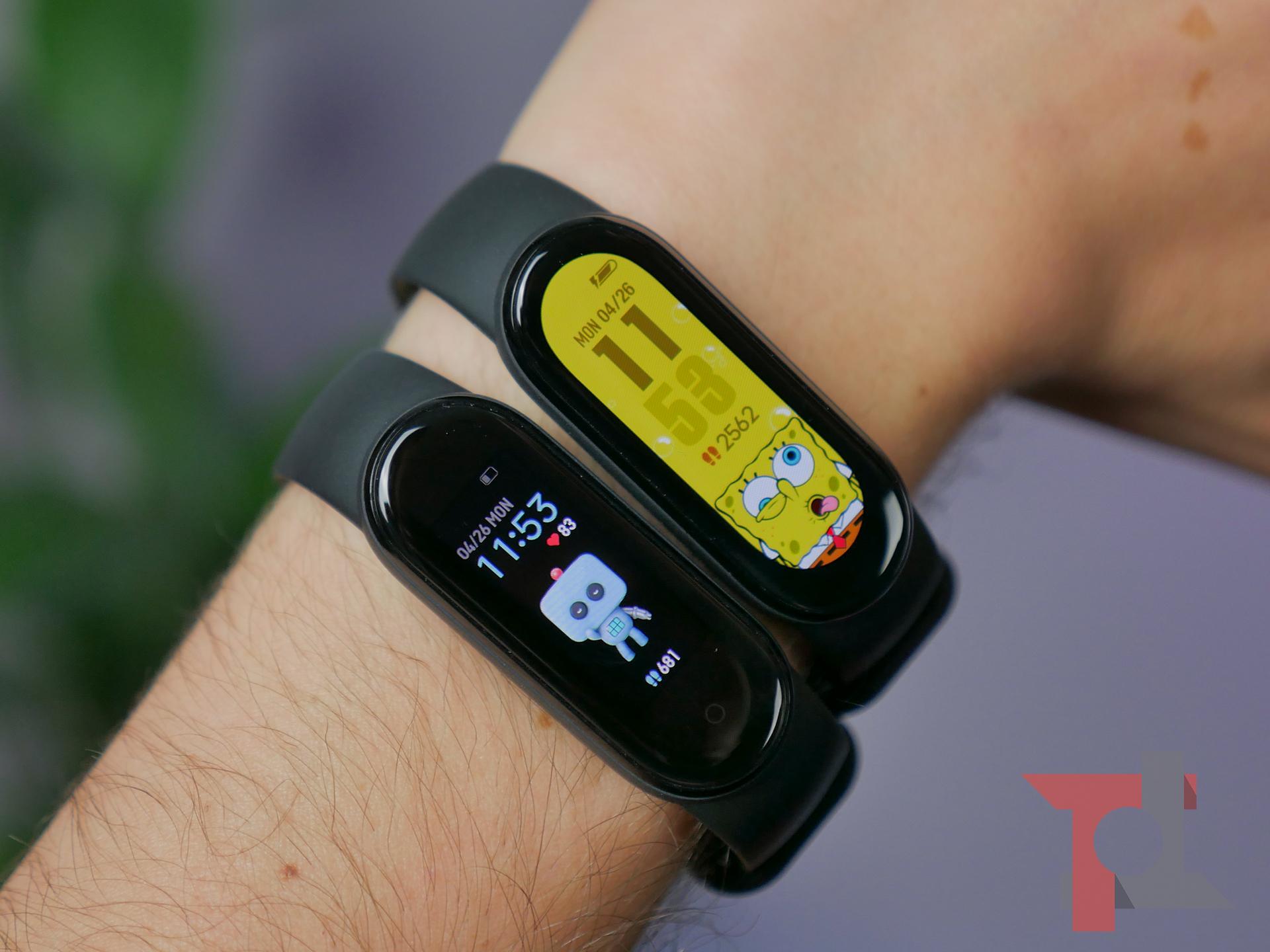 Recensione Xiaomi Mi Smart Band 6: il display ora è perfetto 1