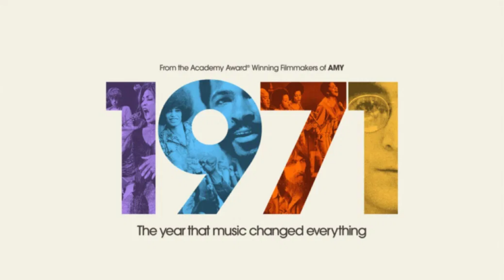 1971 l'anno in cui la musica ha cambiato tutto - novità Apple TV+ maggio 2021