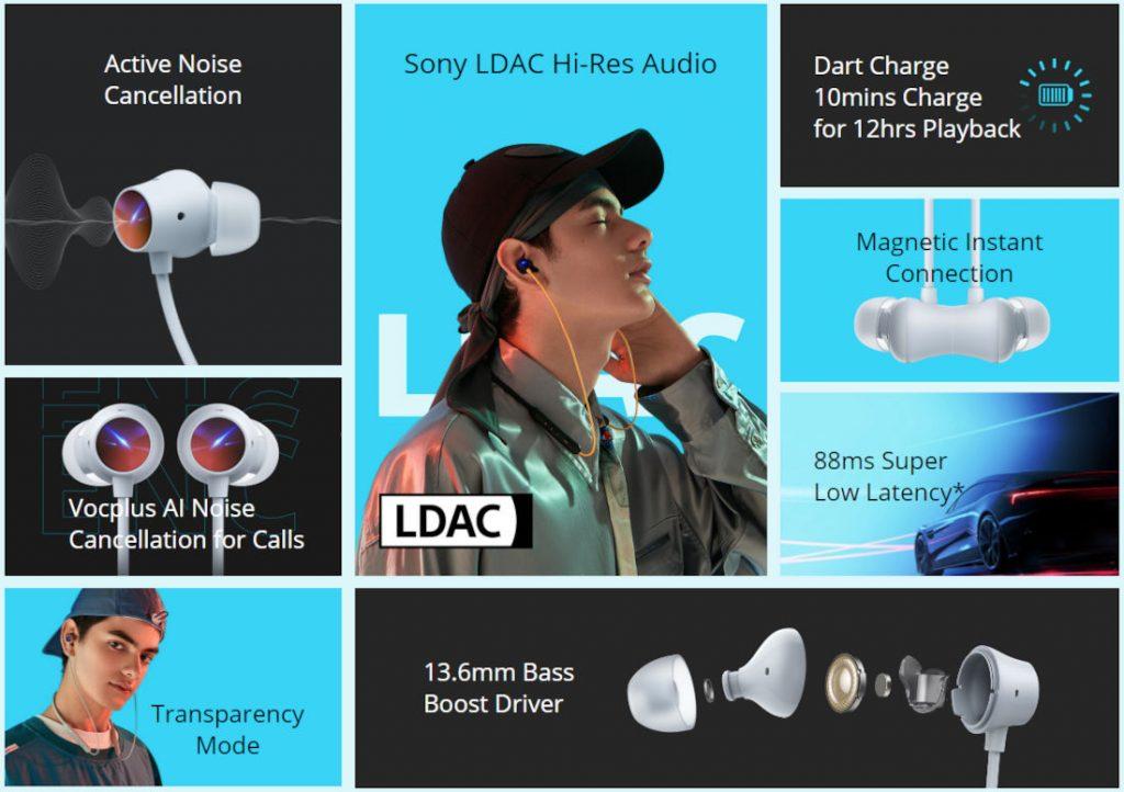 realme lancia Watch 2 Pro, Buds Wireless 2 e Pocket Bluetooth Speaker 3