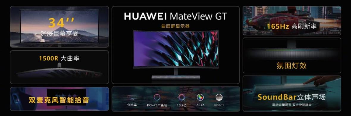 Huawei ha presentato una valanga di nuovi prodotti, tra cui le nuove FreeBuds 4 3