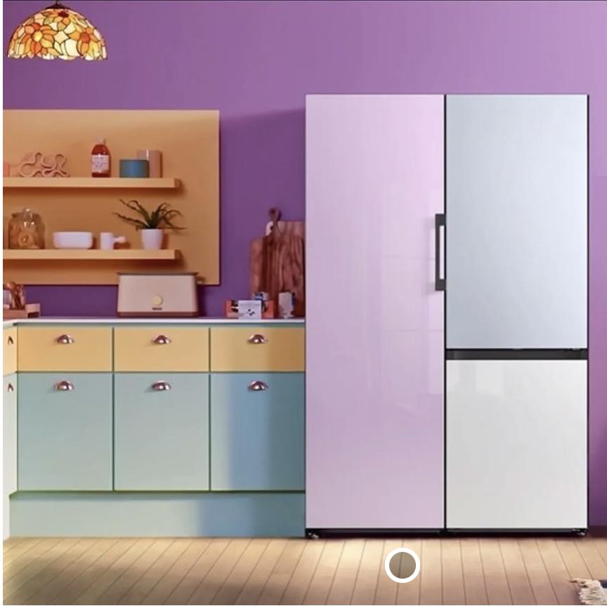 I frigoriferi personalizzabili e super colorati BESPOKE di Samsung arrivano in Italia 2