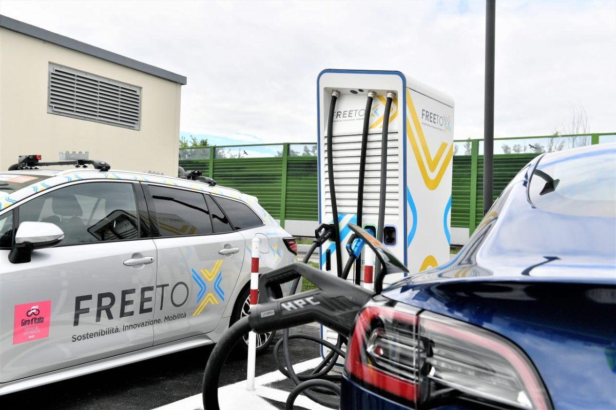 Diventa operativo il piano di mobilità elettrica e sostenibile di Autostrade 1