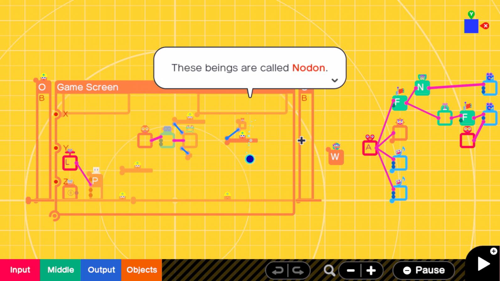 Game Builder Garage permette di creare giochi per Nintendo Switch 1