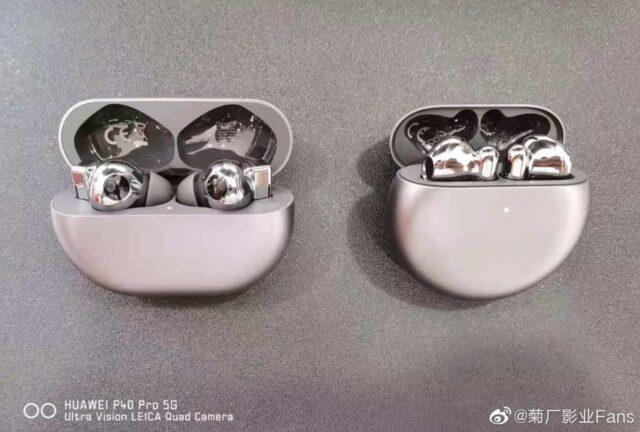 Huawei freebuds 4 silver