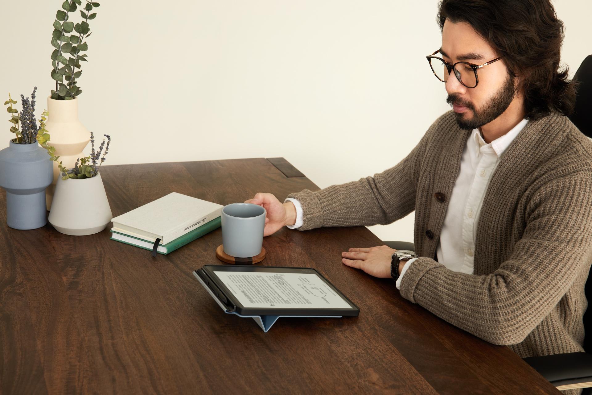 Rakuten Kobo presenta Kobo Elipsa: libro e quaderno per gli appunti in un unico dispositivo 1