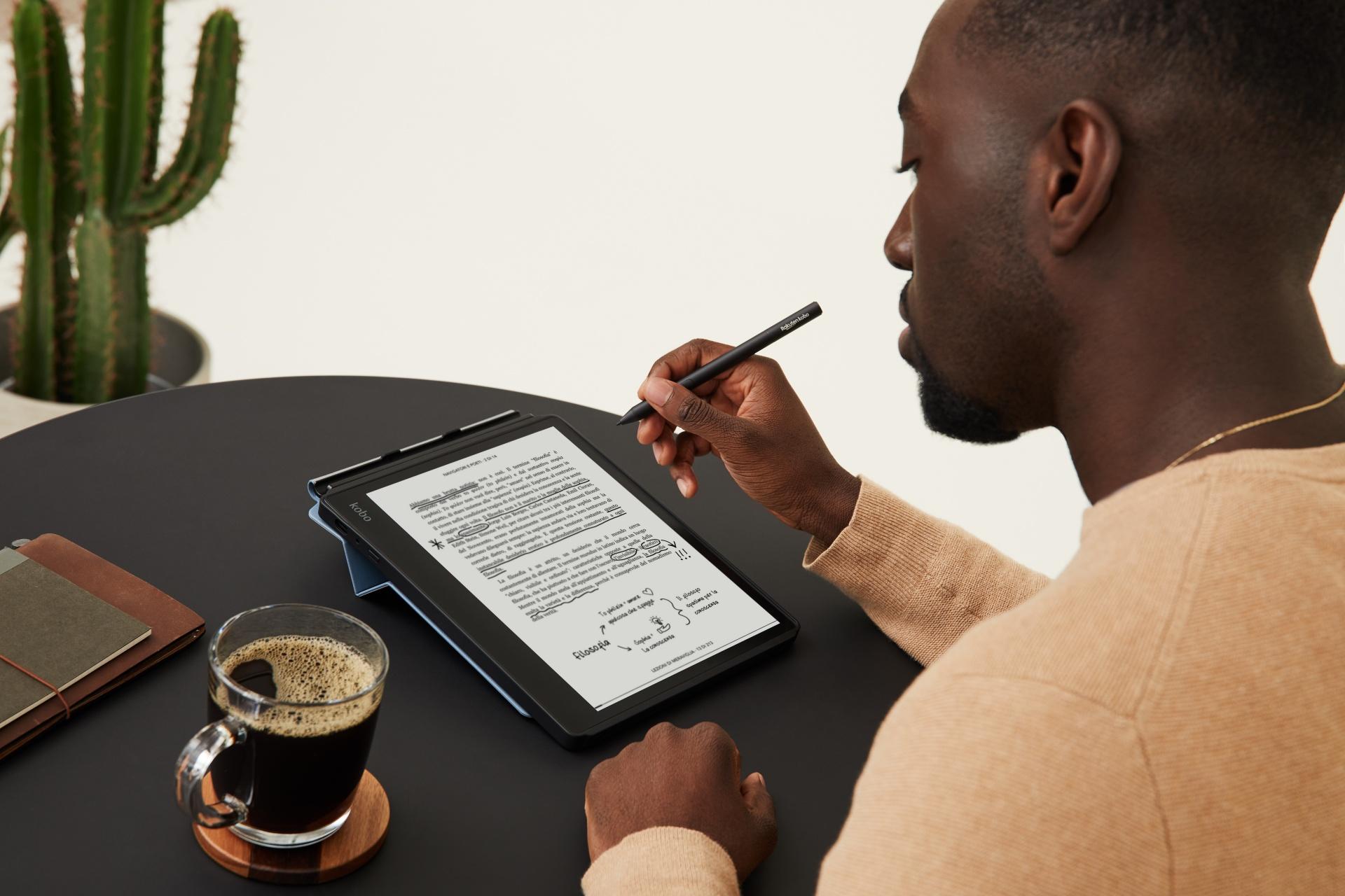 Rakuten Kobo presenta Kobo Elipsa: libro e quaderno per gli appunti in un unico dispositivo 5