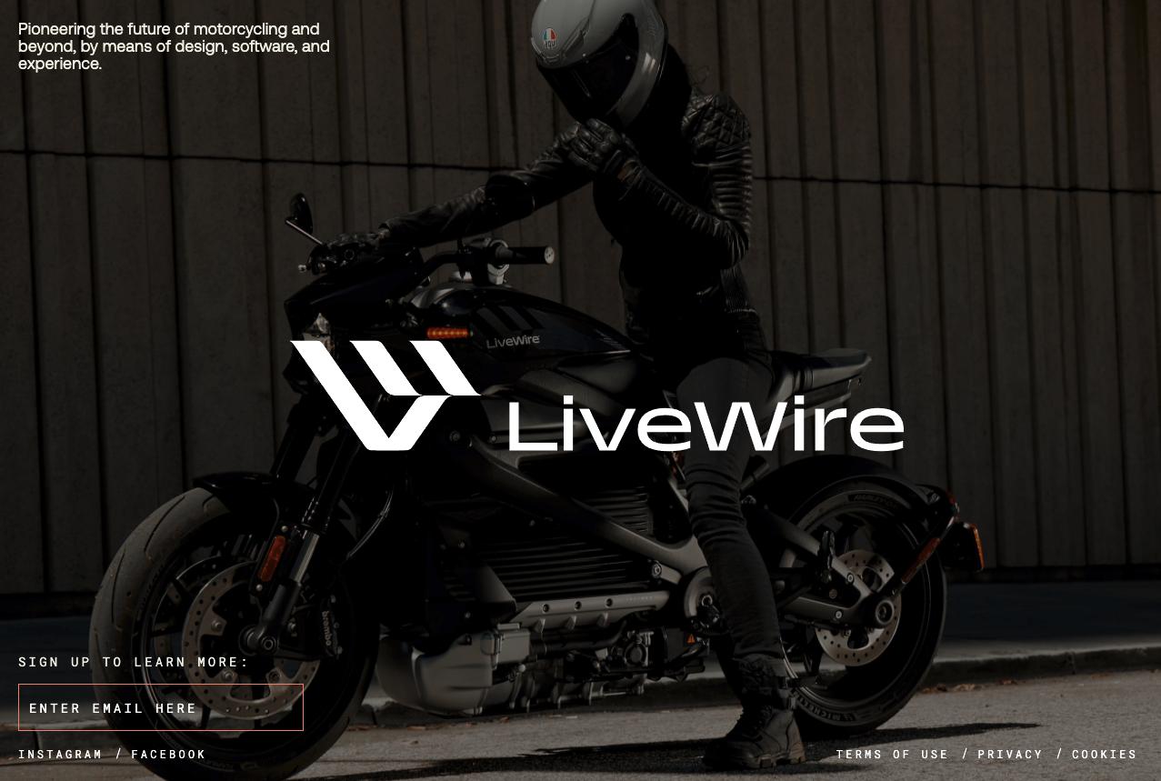 """Harley-Davidson """"promuove"""" LiveWire: la prima moto elettrica tra due mesi 1"""