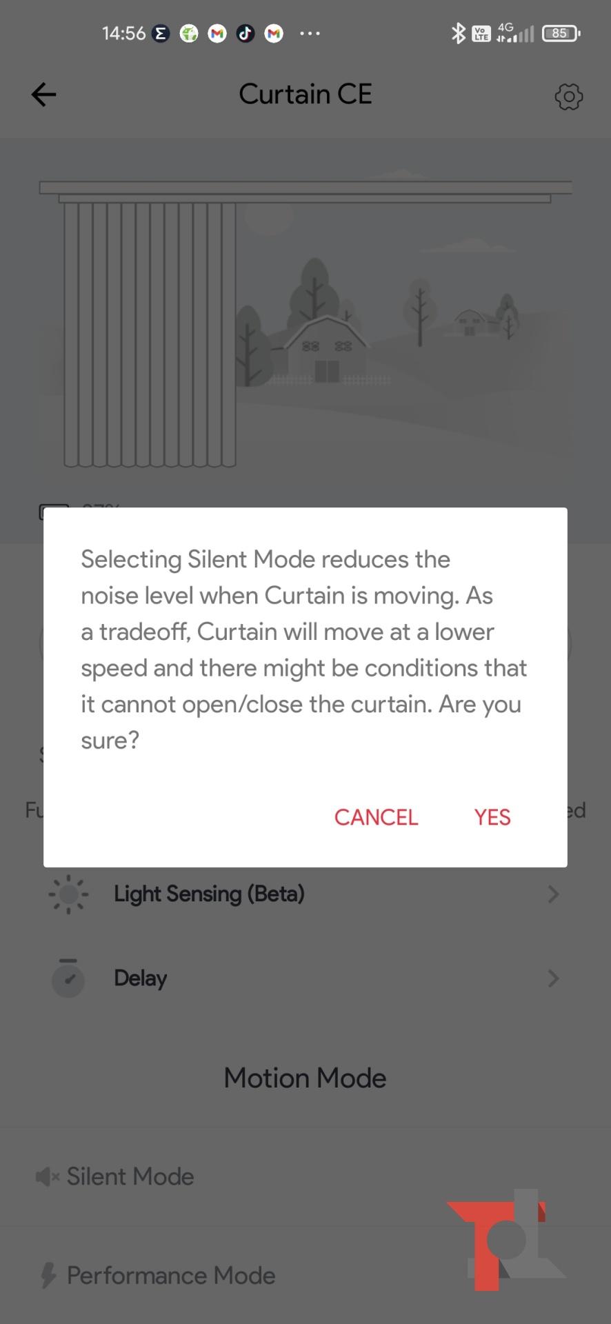 SwitchBot Curtain, la nostra prova del sistema che rende intelligente qualsiasi tenda 17