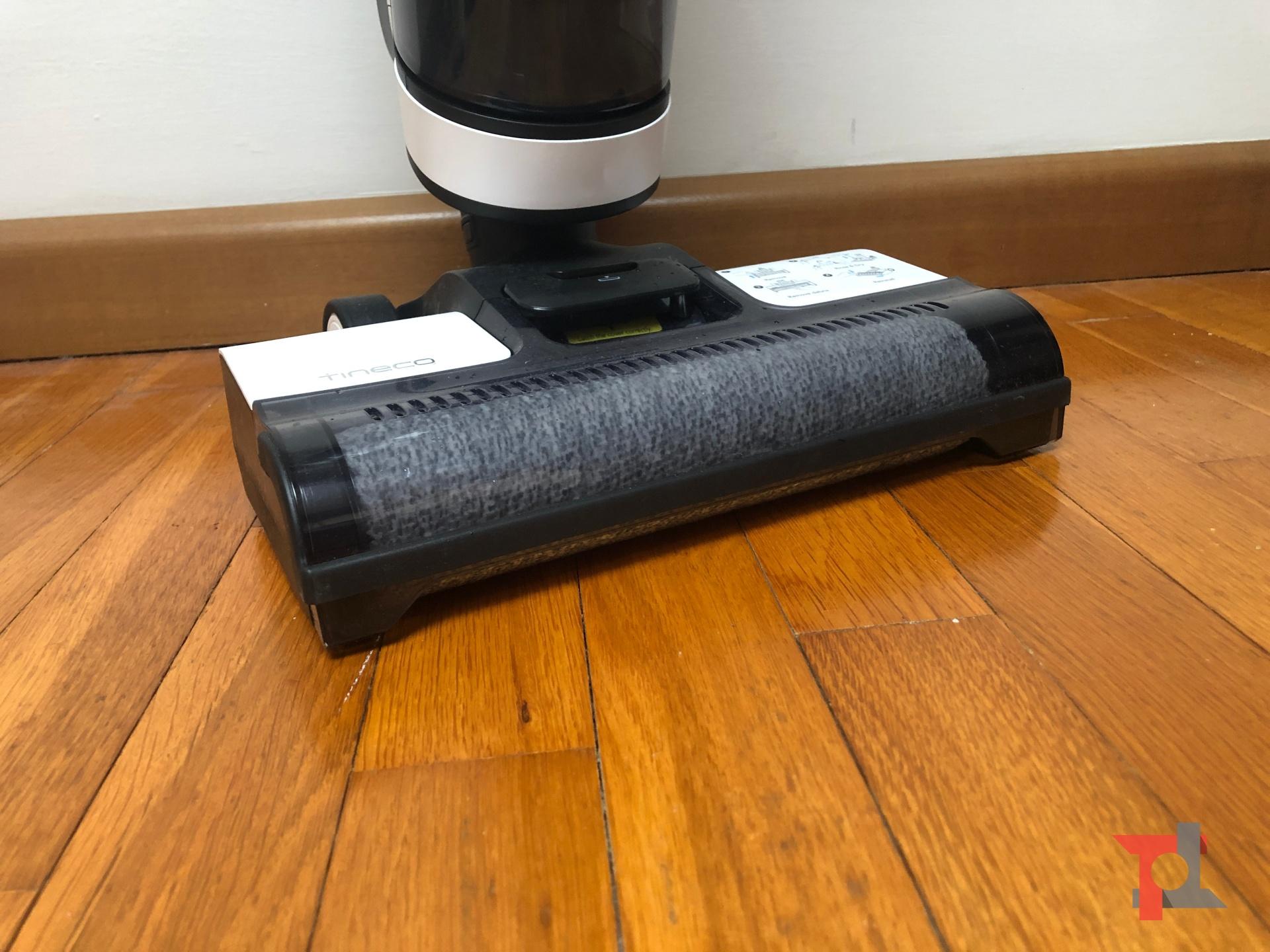 Recensione Tineco Floor One S3, un lavapavimenti con intelligenza artificiale 8