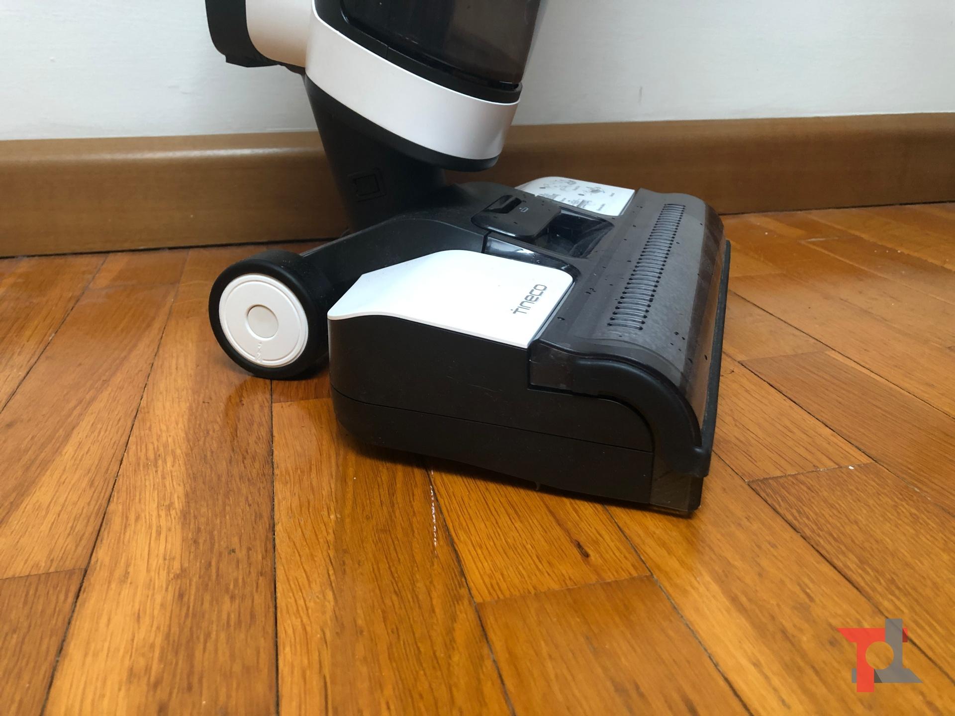 Recensione Tineco Floor One S3, un lavapavimenti con intelligenza artificiale 9