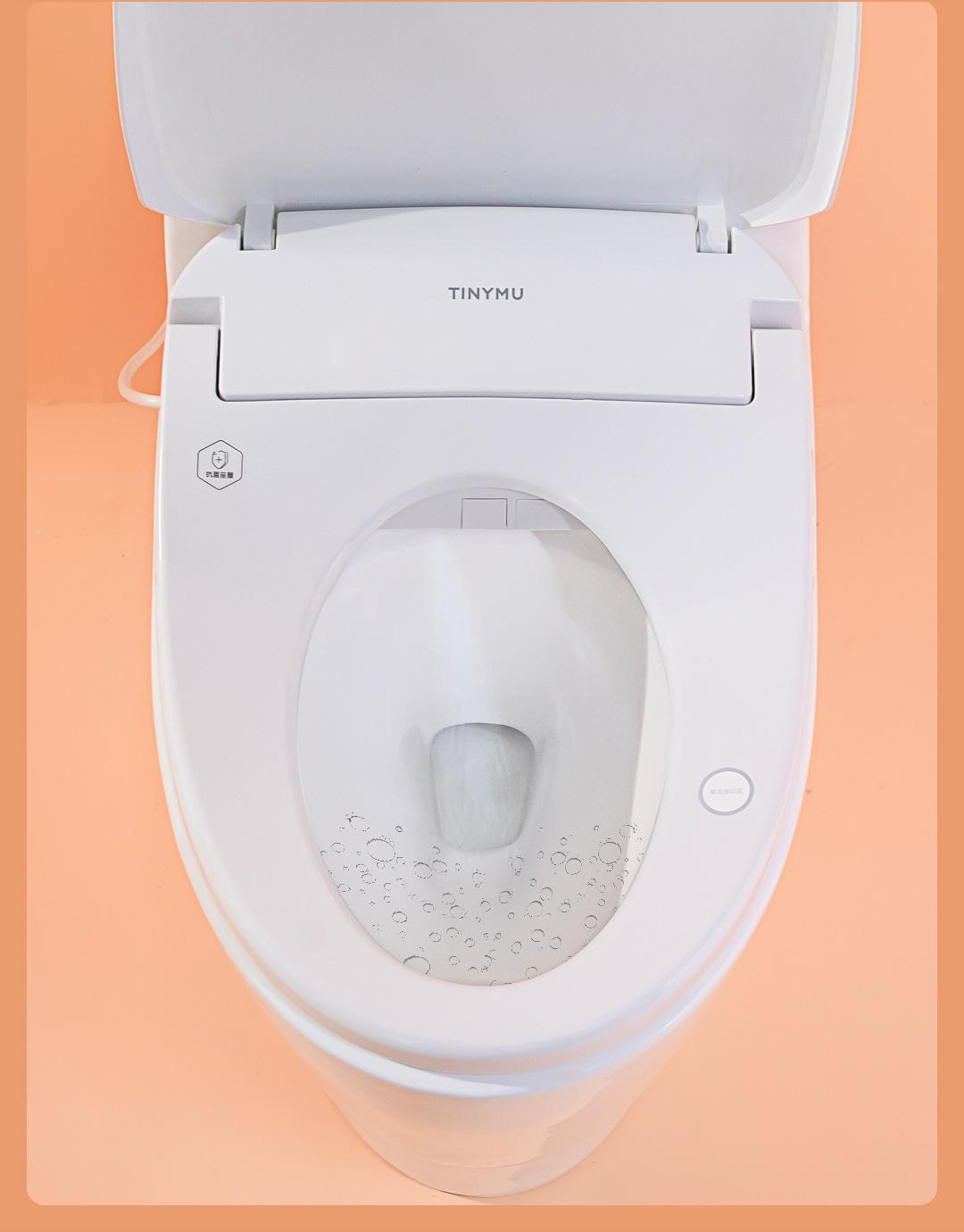 Xiaomi lancia il nuovo sedile Tinymu Smart Toilet Cover Pro-H 1