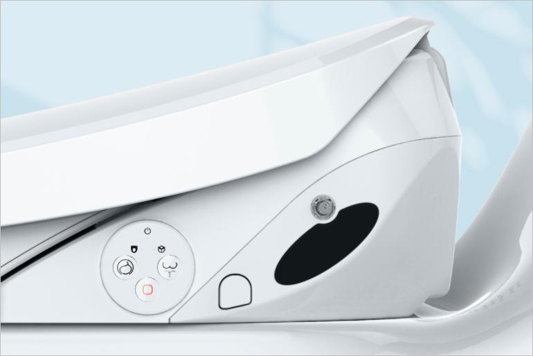 Xiaomi lancia il nuovo sedile Tinymu Smart Toilet Cover Pro-H 2