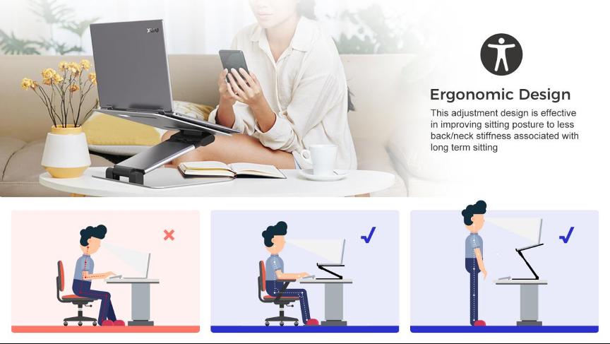 XIDU migliora l'ergonomia con alcuni imperdibili accessori 4