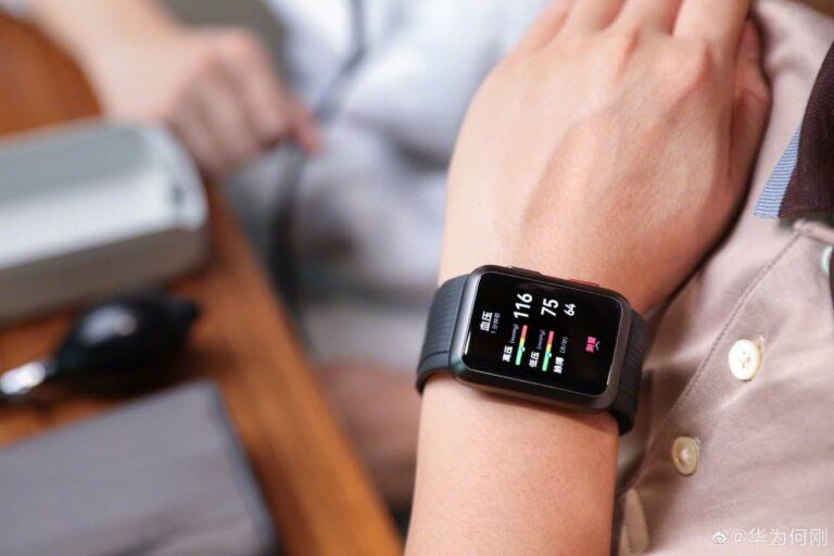 huawei smartwatch pressione sanguigna
