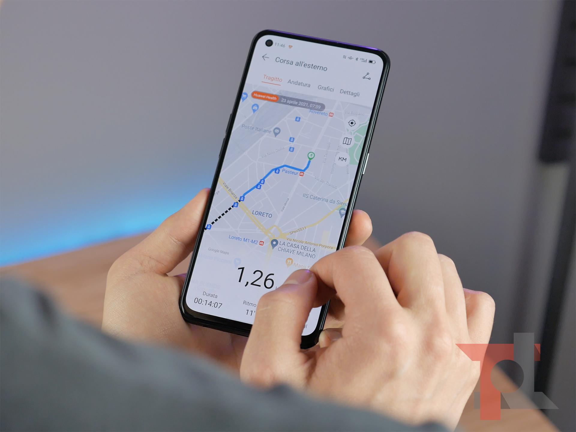 Recensione Huawei Band 6: la più bella delle smartband 3