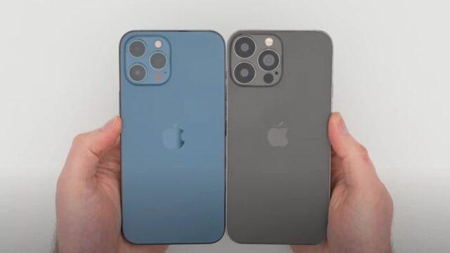 iPhone 13 Pro Max dummy