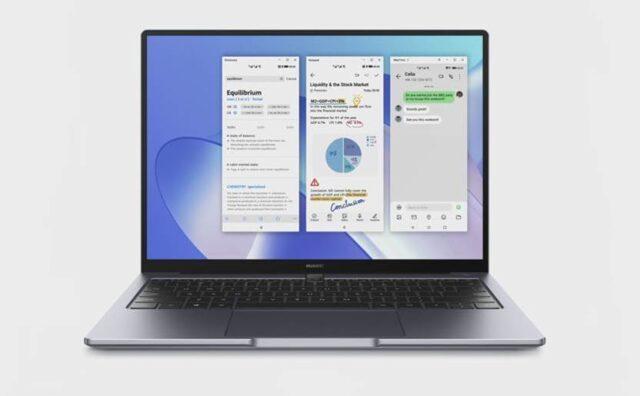 Huawei MateBook 14 Intel Core 11a gen