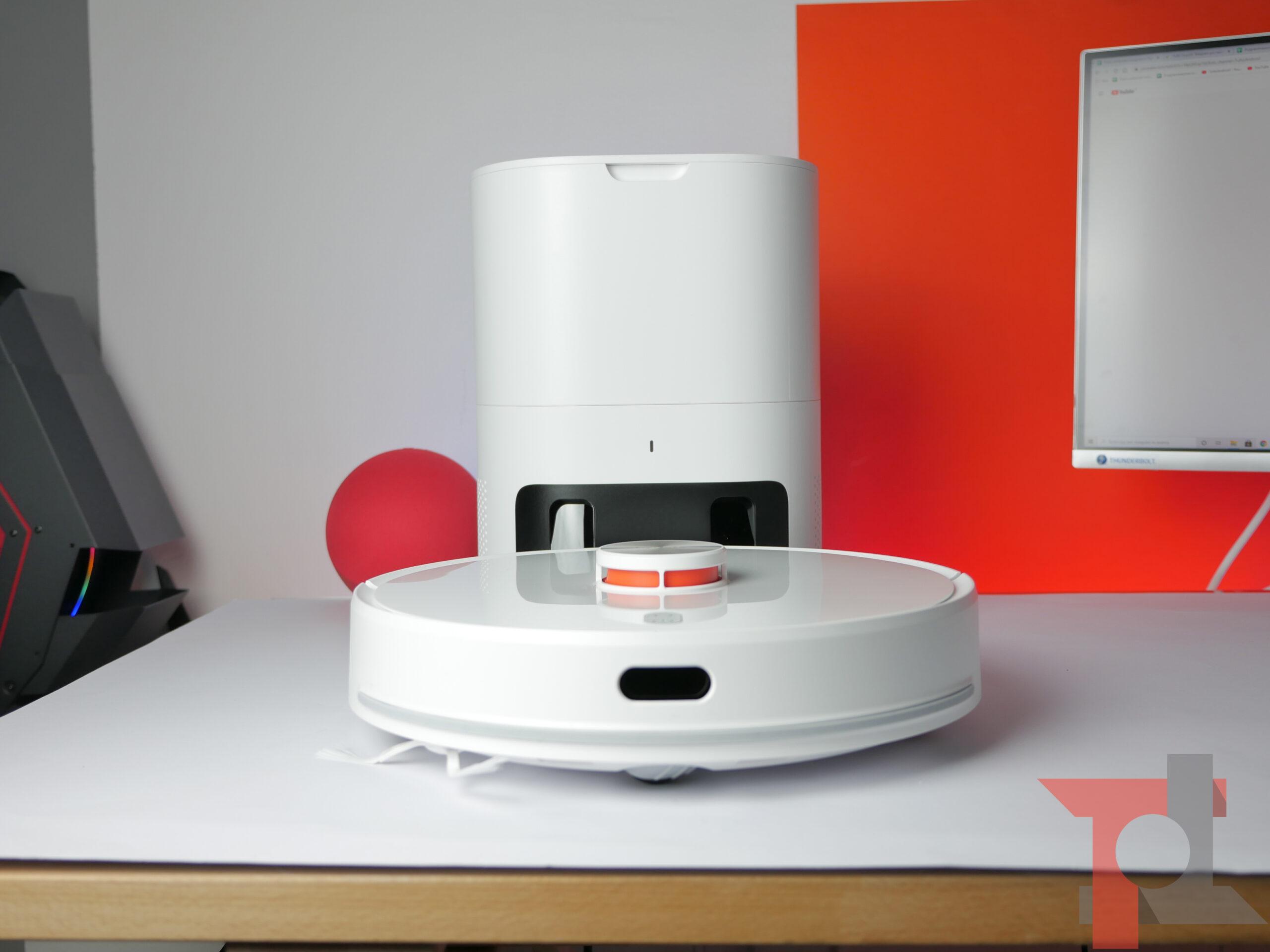Lydsto R1: abbiamo provato il robot aspirapolvere che si pulisce da solo 12