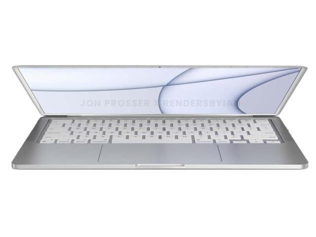 macbook air design rumor