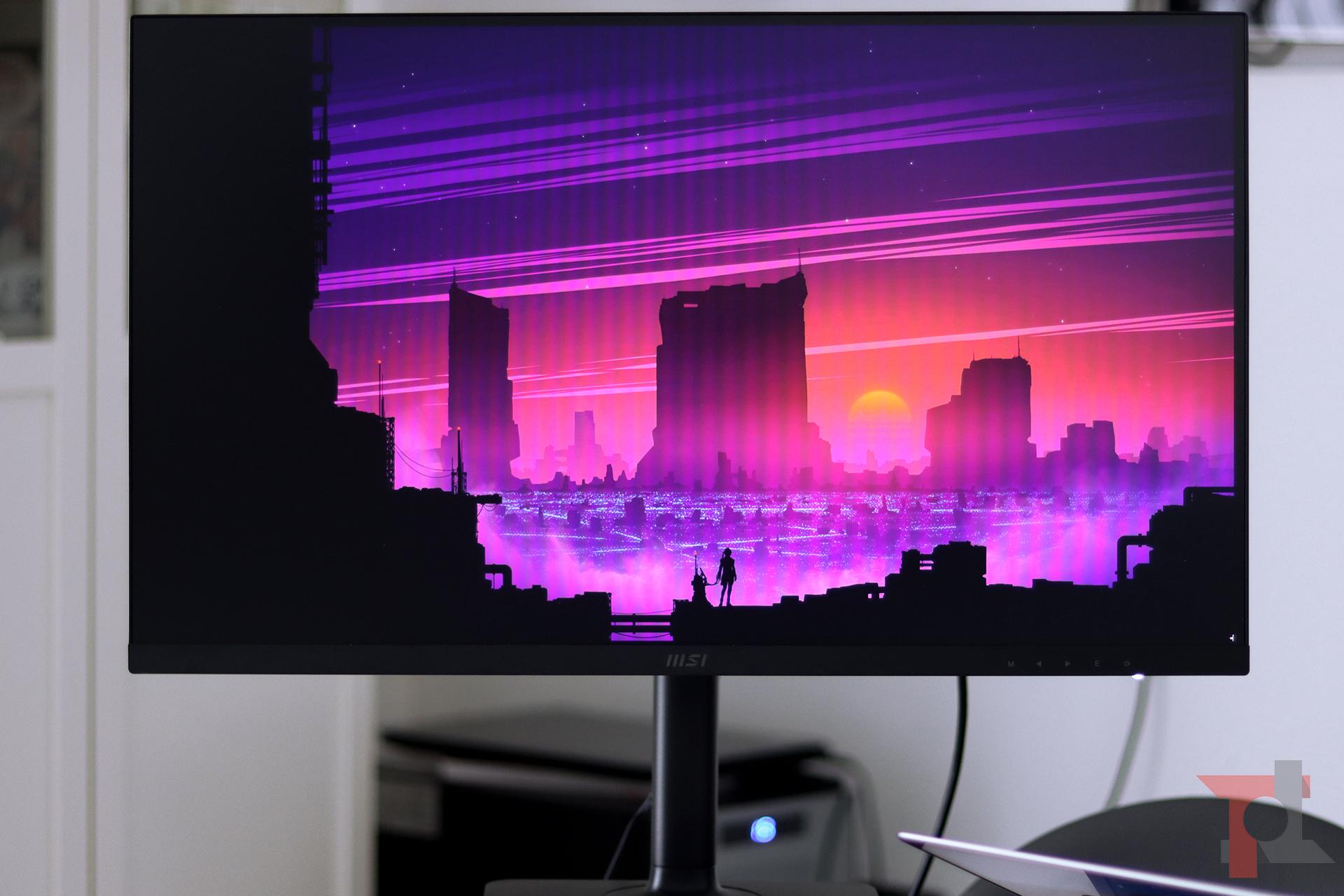 MSI fa centro: il Modern MD271QP è il monitor elegante e completo perfetto per l'ufficio 3