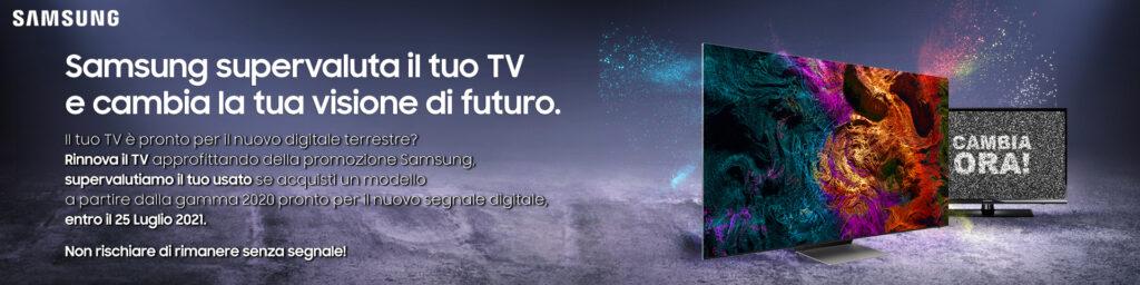 samsung rinnova il tv 2.0