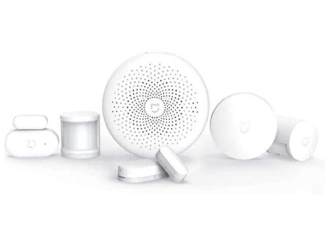 xiaomi mi kit sicurezza smart home offerta amazon 31 maggio 2021