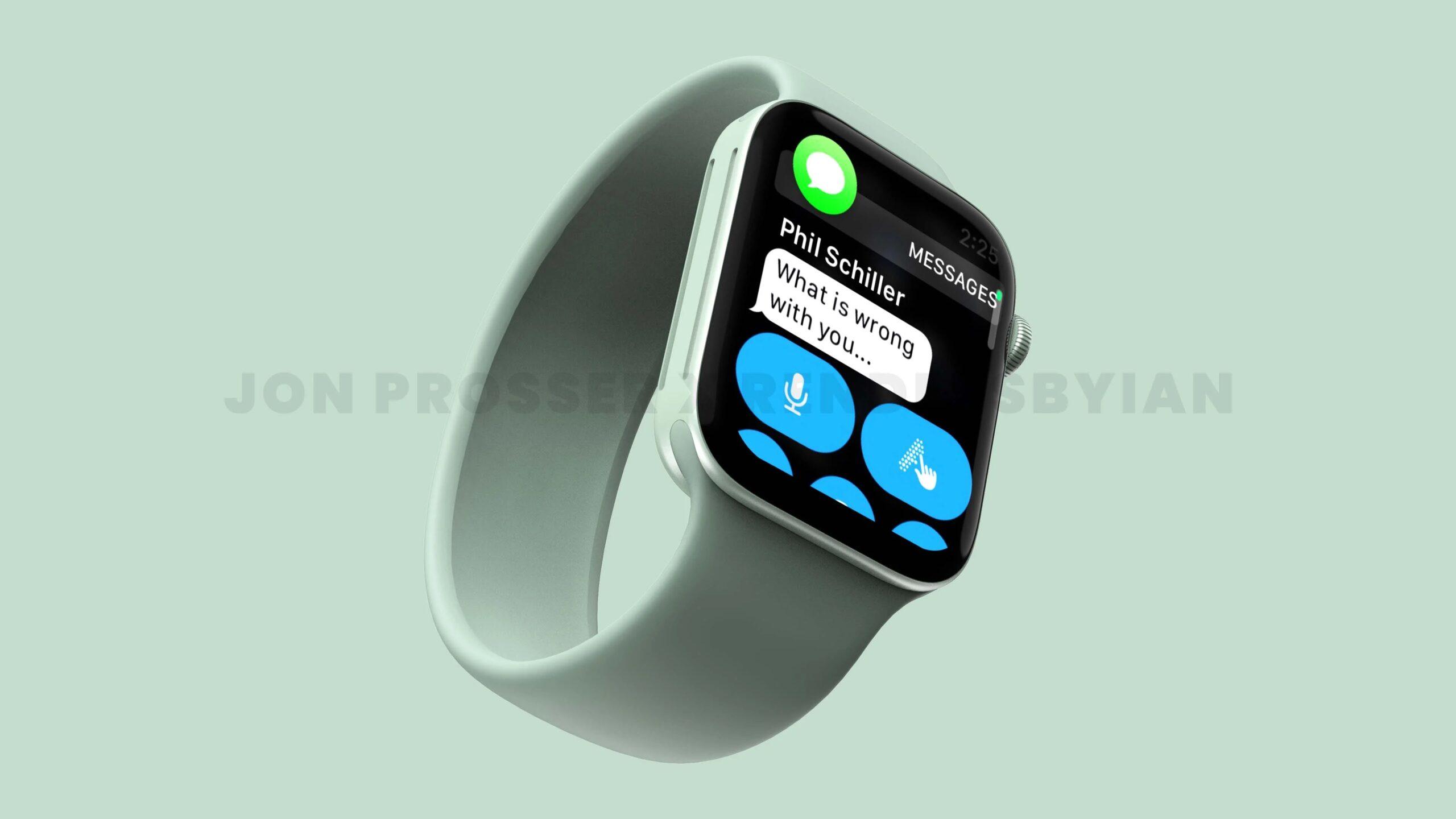 Apple Watch 7 sarà una piccola rivoluzione, soprattutto se avrà questi due sensori corporei 1