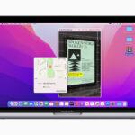 novità macOS 12 Monterey