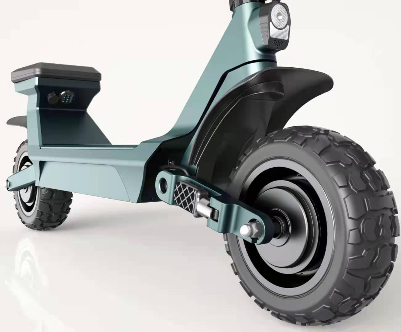 Fiido-X è la nuova e-bike rivoluzionaria in arrivo su Indiegogo 4