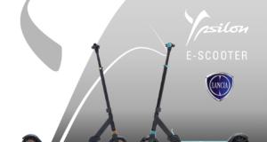 Lancia Ypsilon e-scooter