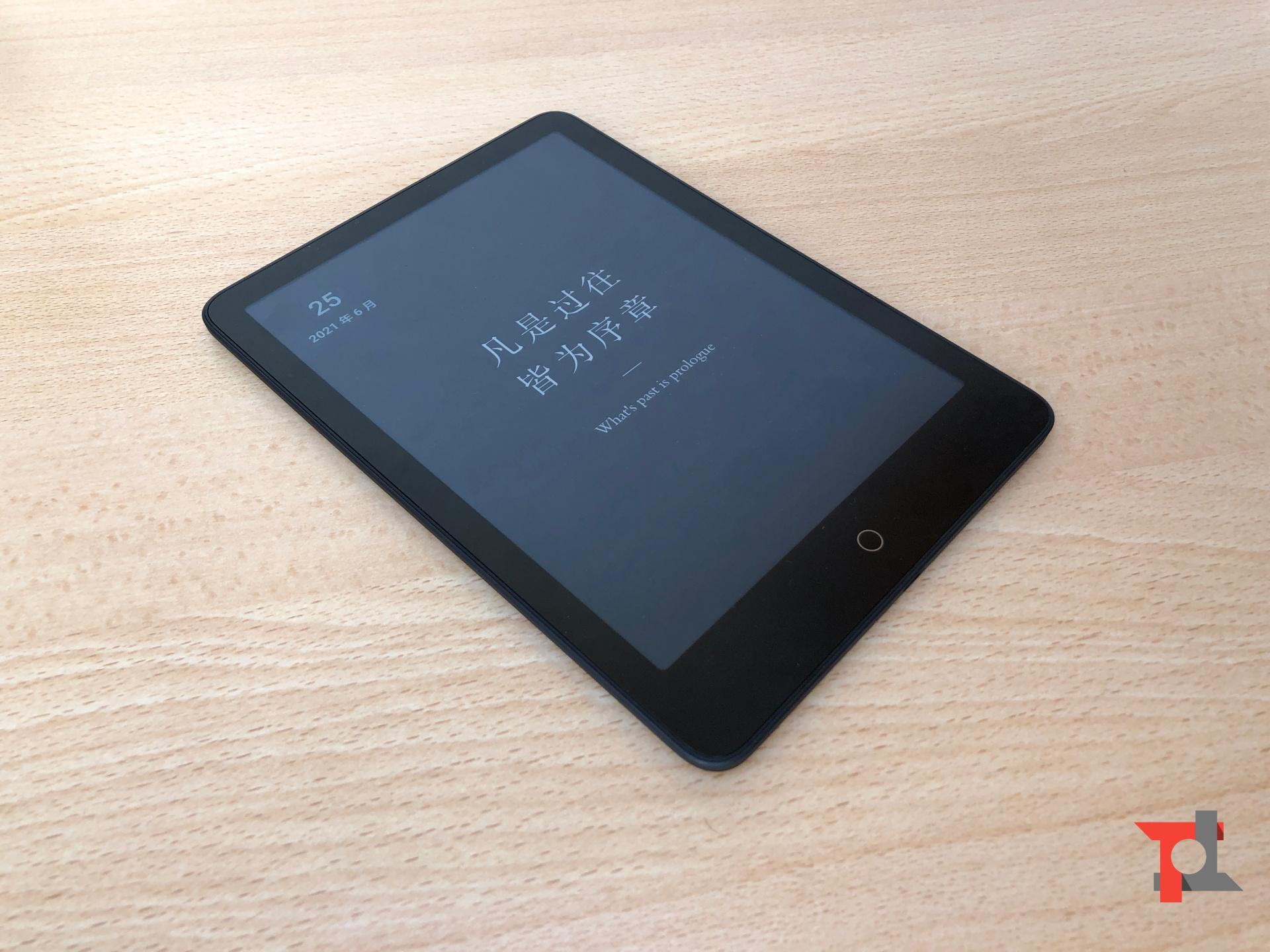 Recensione Xiaomi Mi Reader Pro, un e-reader per veri Mi Fan 10