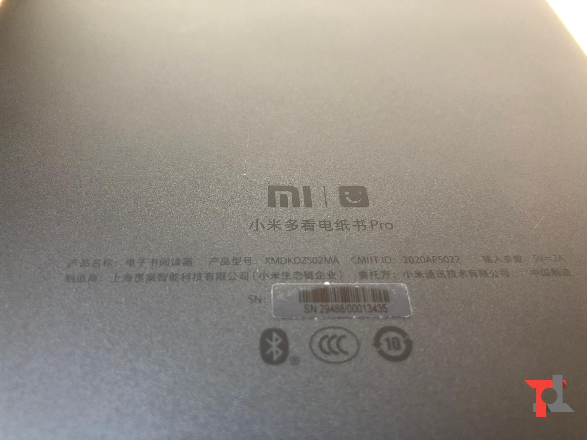 Recensione Xiaomi Mi Reader Pro, un e-reader per veri Mi Fan 5