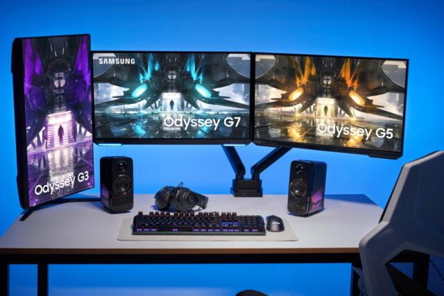 Monitor Samsung Odyssey 2021
