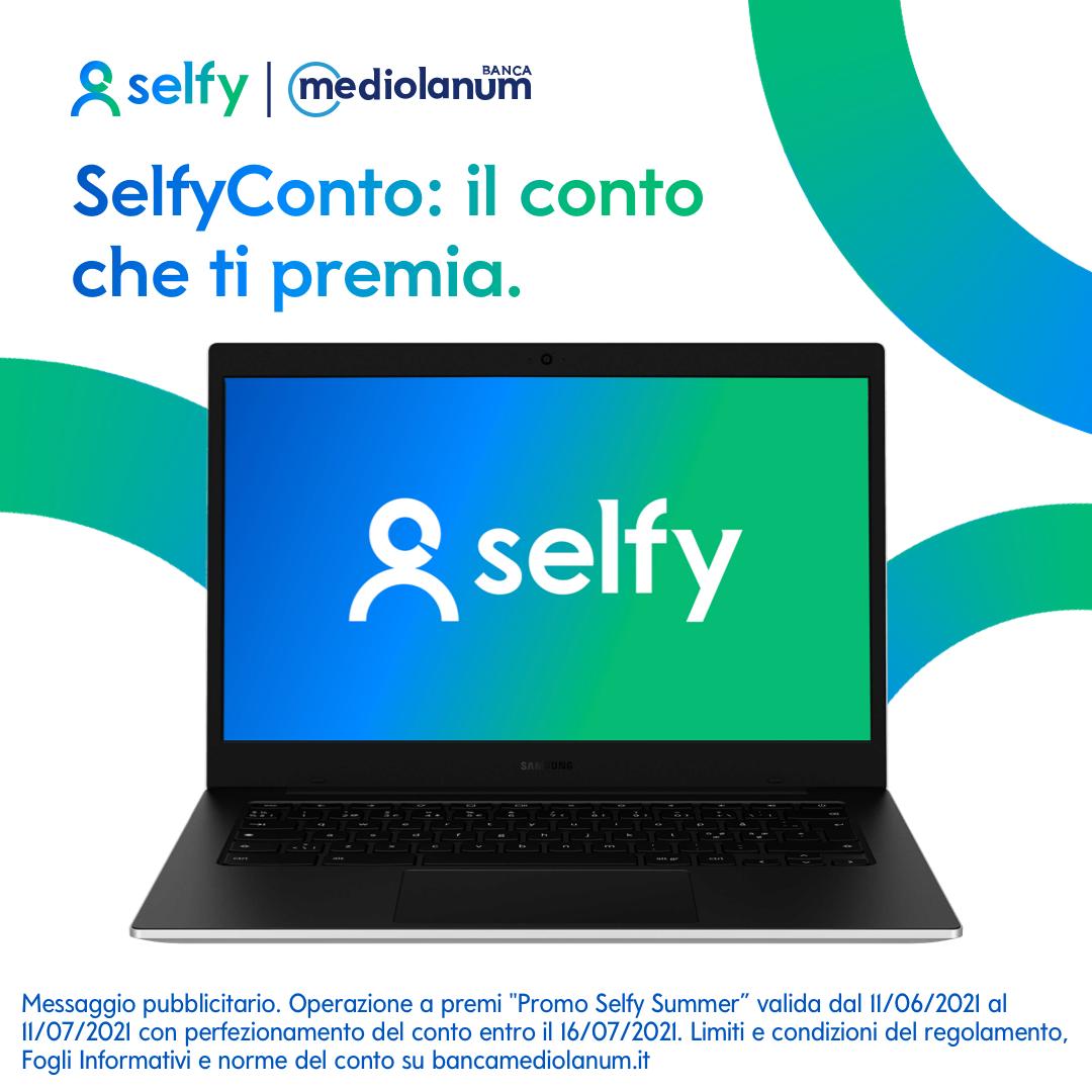 SelfyConto Mediolanum: cos'è, costi, assistenza, come richiederlo 1
