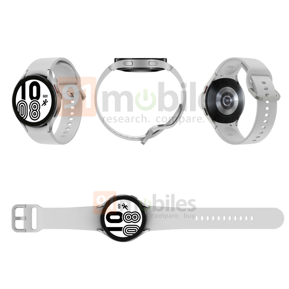Samsung Galaxy Watch 4 si mostra in tante nuove immagini 1