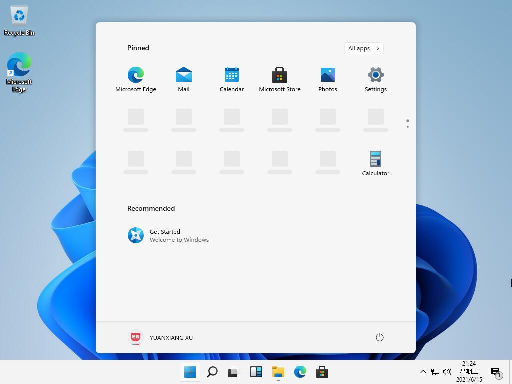Windows 11 esce allo scoperto con questi screenshot leak 1
