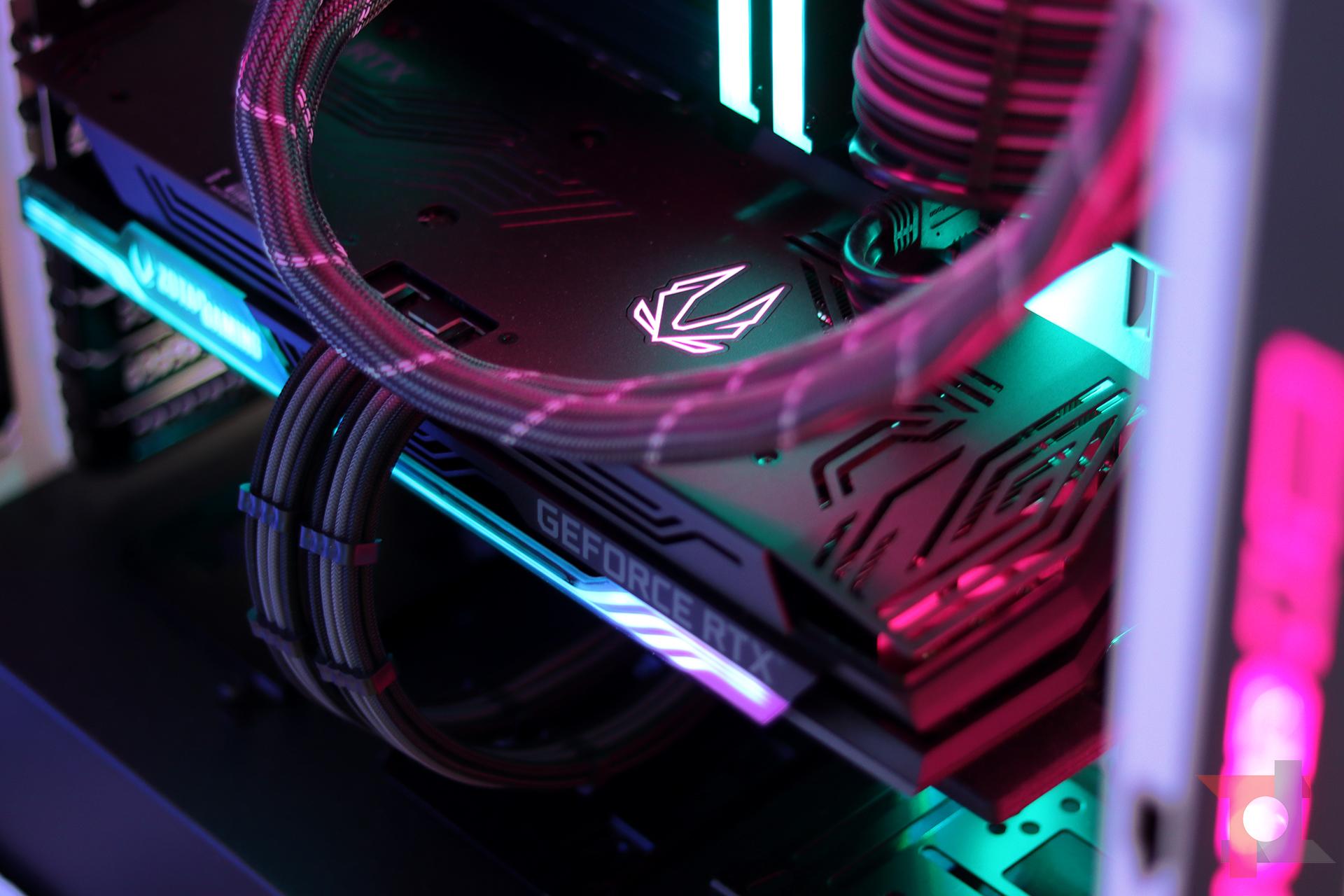 Recensione ZOTAC RTX 3070 Ti AMP Holo: una nuova chance per dominare il 2K con Ray Tracing attivo 2